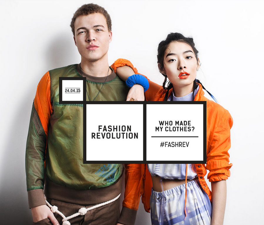 Who Made Your Clothes #FashRev